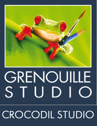 grenouille studio - perspectives immobilières - agence communication